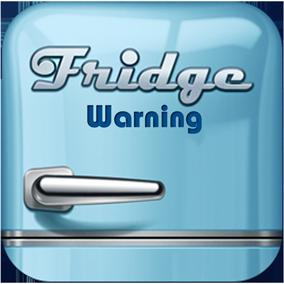 Fridge Warning